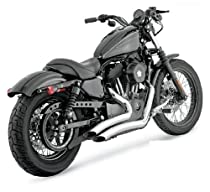 Vance & Hines Big Radius - Chrome 26055