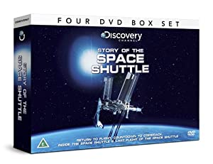 Story Of The Space Shuttle 4 DVD Gift Set