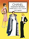 Chanel Fashion Review: Paper Dolls in...