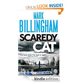 Scaredy Cat (Tom Thorne Novels)
