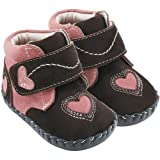 Pediped Lilah Brown Leather Boot