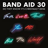 1) Band Aid 30 - Do They Know It's Christmas? (2014)