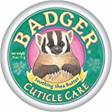 Badger - Cuticle Care With Wild African Shea Butter, .75 oz balm