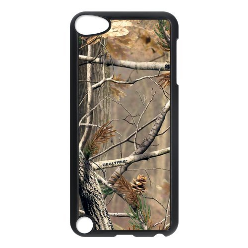 Fantasy Camouflage Camo Tree Ipod Touch 5Th Case Cover
