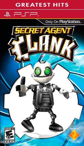 Secret Agent Clank - 1