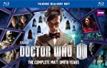 Doctor Who: The Matt Smith Years [Blu...