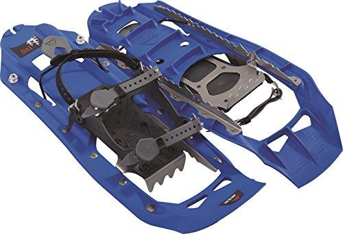 MSR Evo - Schneeschuhe mit Steighilfe (blau)