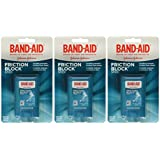 Band, Aid Friction Block Active Friction Block Stick, 0.34 oz (Pack of 3)