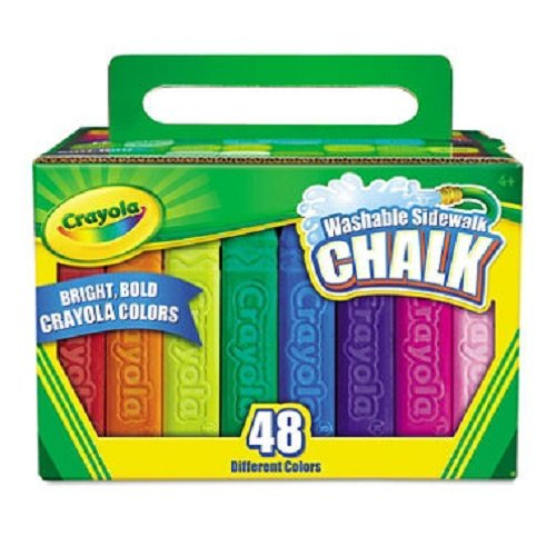 washable-sidewalk-chalk-48-assorted-bright-colors-by-crayola