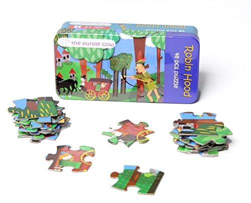 The Purple Cow Fairy Tale Robin Hood Jigsaw Puzzle