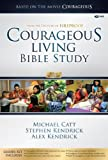 CATT MICHAEL COURAGEOUS LIVING BIBLE STUDY CURRICULUM KIT (incl DVD)