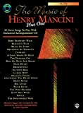 The Music of Henry Mancini Plus One: 20 Great Songs to Play with Orchestral Accompaniment (for flute)[With CD (Audio)]