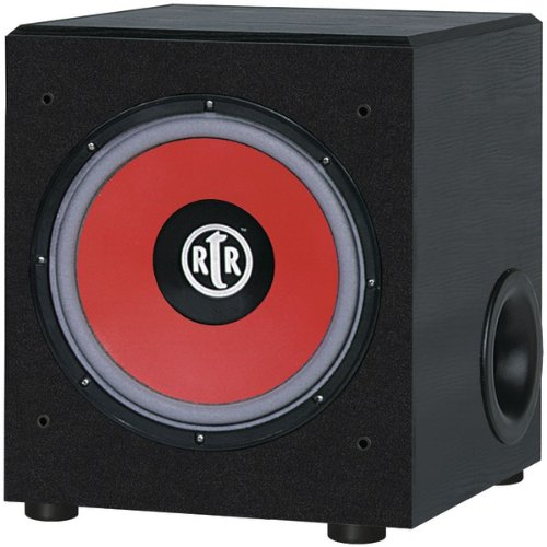 "Brand New Bic America 12"", 475-Watt Rtr Eviction Series Front-Firing Powered Subwoofer"