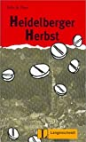 img - for Felix Und Theo: Heidelberger Herbst (German Edition) book / textbook / text book