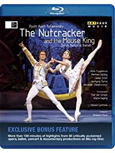 Tchaikovsky: Nutcracker and the Mouse King Special Edition - Exclusive Bonus Feature [Blu-ray]