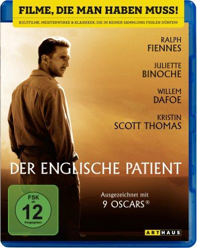Der englische Patient [Blu-ray] [Special Edition]