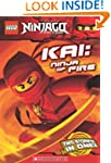 LEGO Ninjago Chapter Book #1: Kai: Ni...
