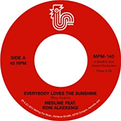 Everybody Loves the Sunshine (feat. Roni Alkekengi)
