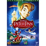 Peter Pan (Two-Disc Platinum Edition)by Bobby Driscoll