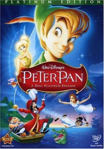 Cover art for  Peter Pan (Two-Disc Platinum Edition)