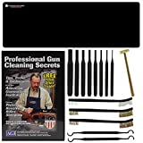 American Gunsmithing Institute DVD Professional Gun Cleaning Course Secrets Ruger 10/22 10-22 MINI14 MINI-14 MINI30 MINI-30 Number One Rifle + Ultimate Arms Gear Gunsmith & Armorer's Cleaning Bench Gun Mat + 8 pc Steel Punch Center Tool Set Kit Sizes: 1/16 3/32 1/8 5/32 3/16 7/32 1/4 + 8