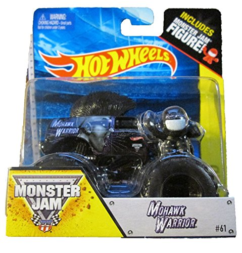 Hot Wheels - Monster Jam - Off-Road - Mohawk Warrior #61