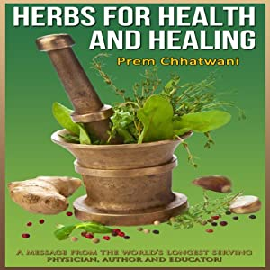 Herbs and Spices for Health and Healing Audiobook