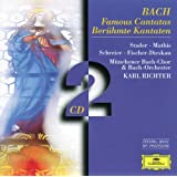 Bach, J.S.: Famous Cantatas (2 CD's)