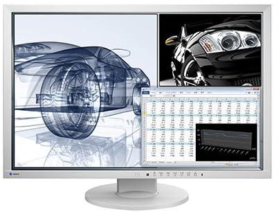 EIZO FlexScan 24.1インチ カラー液晶モニター ( 1920x1200 / IPSパネル / 6ms / セレーングレイ )  EV2436W-ZGY
