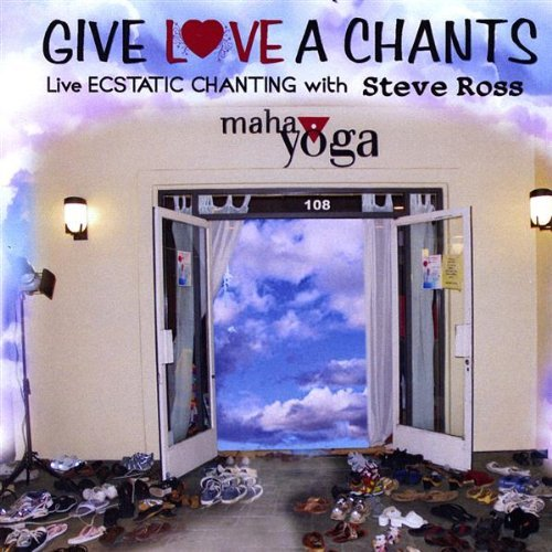 Image of Give Love a Chants Live Ecstatic Chanting
