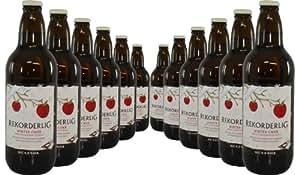 Rekorderlig Winter Cider Apple-Cinnamon-Vanilla - 12 x 500ml
