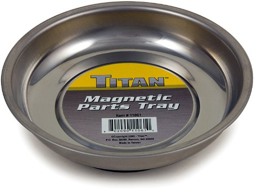 Titan 11061 Mini Magnetic Parts Tray