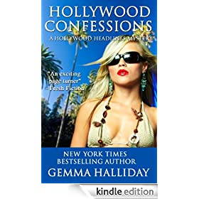 Hollywood Confessions (Hollywood Headlines Mysteries #3)