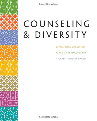 diversity in counseling Briefly describe the impact you think diversity has on couples and families, as well as the impact it has on therapists offering counseling to couples and families today describe one or two.