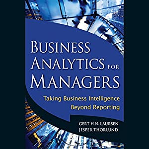 Business Analytics for Managers Audiobook