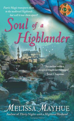 Image of Soul of a Highlander (The Daughters of the Glen, Book 3)