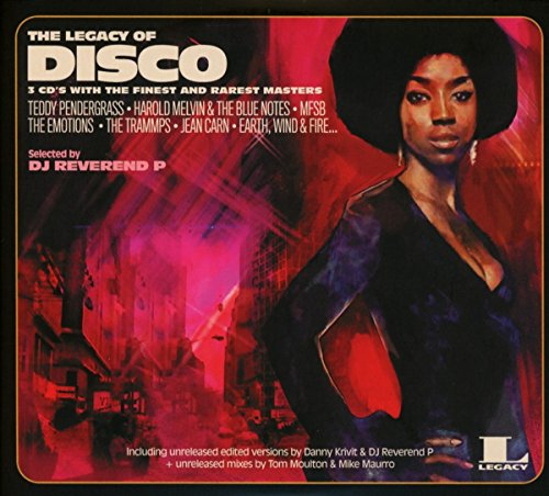 The Legacy Of Disco [3 CD]