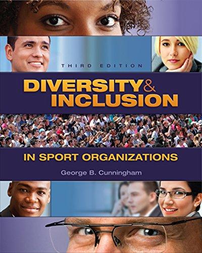 Diversity & Inclusion in Sport Organizations