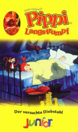 Pippi Langstrumpf - Der versuchte Diebstahl [VHS]