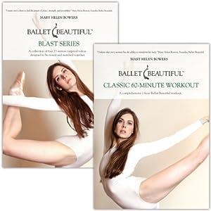 Ballet Beautiful DVD Bundle