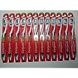 Colgate Extra Clean Full Head, Medium Toothbrush, 12 Count