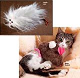 Cat Toy Glitter Mini Hanging Mouse