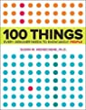 100 Things Every Designer Needs to Know about People par Weinschenk