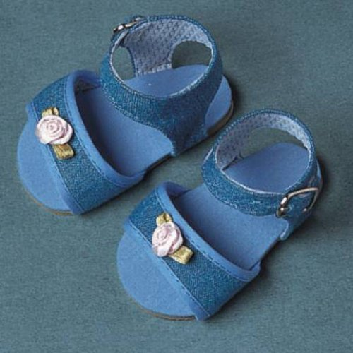 Blue Sandals Shoes by Adora - Buy Blue Sandals Shoes by Adora - Purchase Blue Sandals Shoes by Adora (Adora, Toys & Games,Categories,Dolls,Baby Dolls)