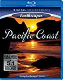 Living Landscapes: NatureVision TV - Pacific Coast [Blu-ray]