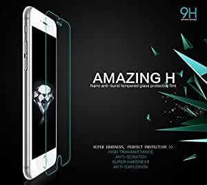 Nillkin H Anti-Explosion Glass Screen Protector for iPhone 6 Plus - Retail Packaging - Transparent