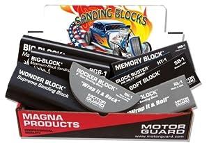 Motor Guard AP-3 Ultimate Sanding Blocks (Assorted 8-Pack)