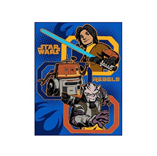 "Lucas Film Star Wars Rebels ""Fight"" Throw - 1"