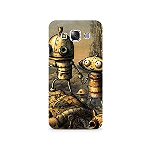 TAZindia Printed Hard Back Case Mobile Cover For Samsung Galaxy Grand 3