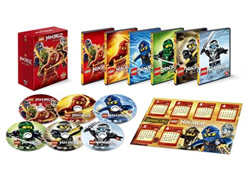 レゴ(R)ニンジャゴー DVD-BOX(初回限定生産/6枚組)